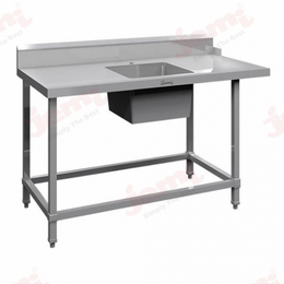 Commercial Inlet Benches